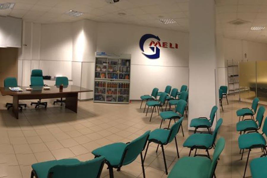 sala riunione gmeli auto comiso