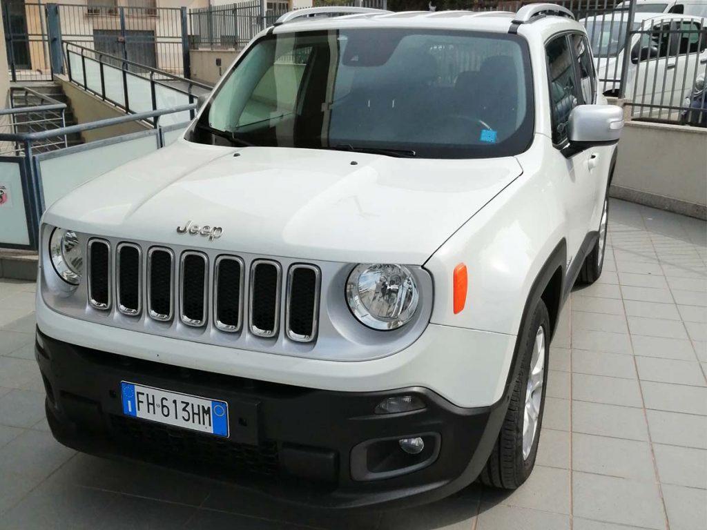 jeep renegade 1.6 mjt limited 03 gmeli auto comiso