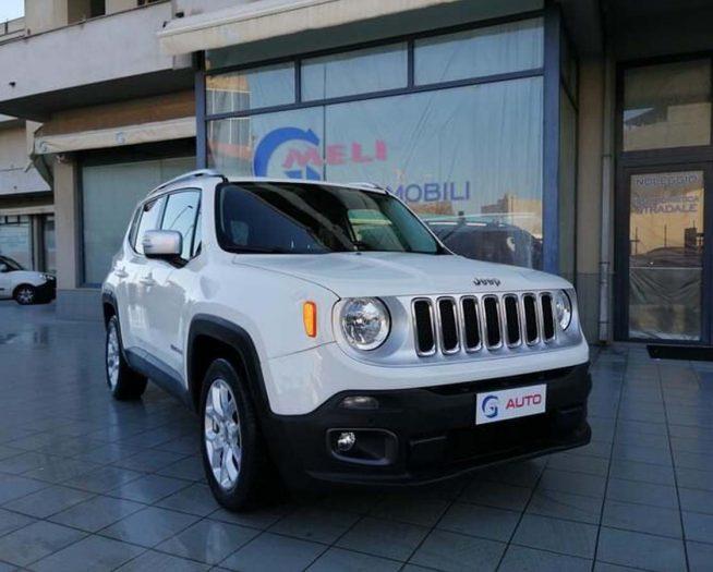 jeep renegade 1.6 mjt limited gmeli auto comiso